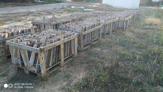 1200 teules paletitzades