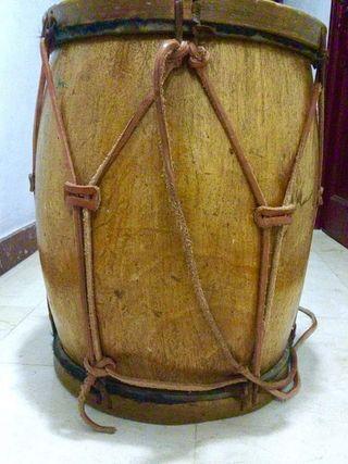 Bombo Legüero de luthier