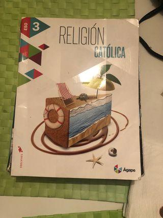 Libro SM 3ESO Religión