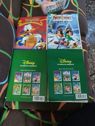 libros de Disney en perfecto estado