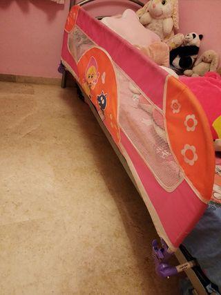 barrera cama anticaídas (niña)