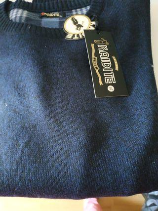 suéter nuevo