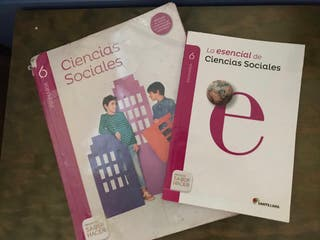 LIBRO DE TEXTO DE SOCIALES 6DE PRIMARIA