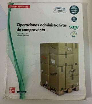 Libro grado medio administrativo