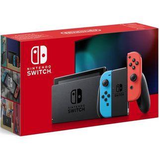 Nintendo Switch + mando inhalambrico