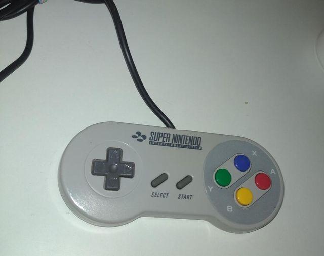 Mando original Super Nintendo
