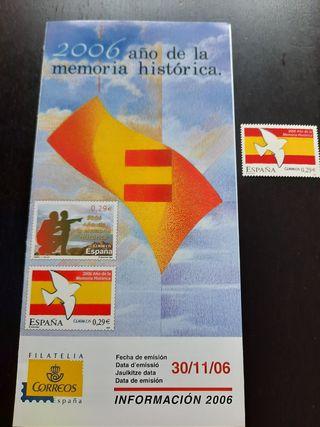 Sello España Memoria Histórica 2006