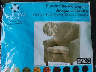 Funda sillón orejero