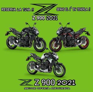 2021 KAWASAKI Z 900/E MEJORES OFERTAS ASEGURADAS