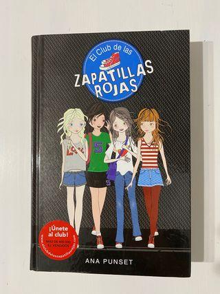"""Libro nuevo """"Zapatillas Rojas"""""""