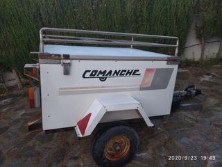 Remolque Comanche camping caza transporte