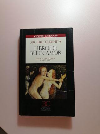 Libro de Buen Amor - Arcipreste de Hita.