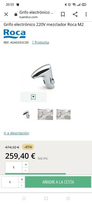 grifo automatico