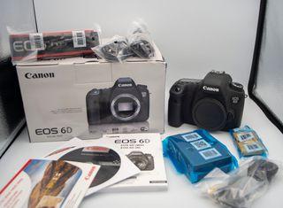 Camara Canon EOS 6D + Canon 28-135 F 3.5