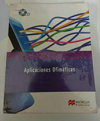 Libro de grado medio aplicaciones ofimáticas