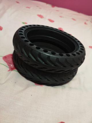 ruedas nuevas