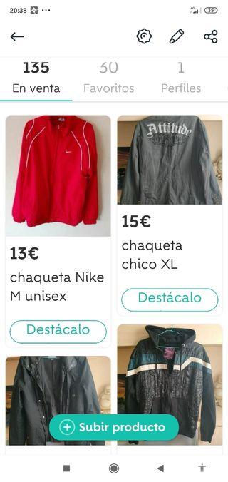 Mucha ropa chico Urge