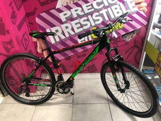 "Bicicleta Megamo 27.5"" talla M (fun19)"