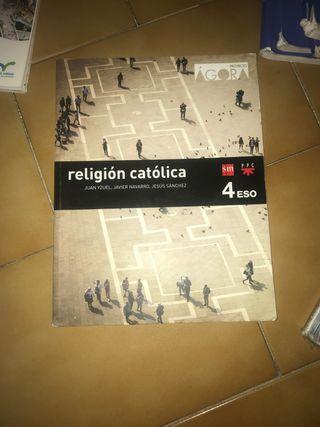 libro de religión ágora