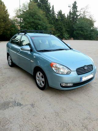 Hyundai Accent 2008 1.6 112cv gasolina