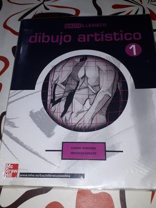 Dibujo artístico:Libro de texto de bachillerato