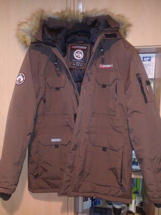 cazadora Geographical Norway