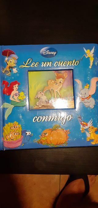 Libro original Disney