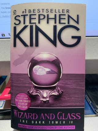 Wizard and Glass Stephen King