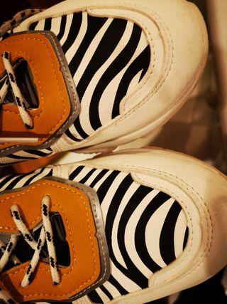 zapatillas tipo sneaker