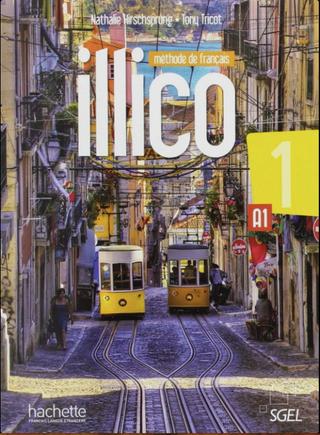 ILLICO 1 FRANCÉS A1 + DVDROM