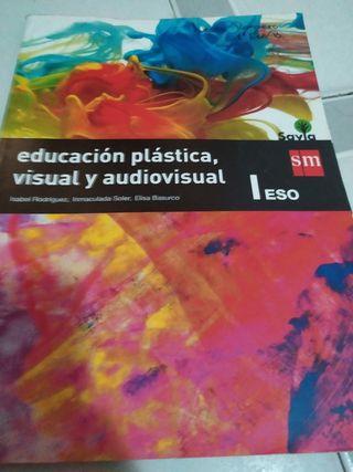 educación plástica, visual y audiovisual 1° ESO