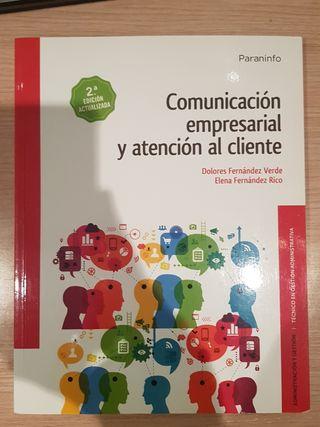 libro comunicación empresarial grado medio
