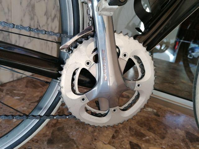 bicicleta DE ROSA