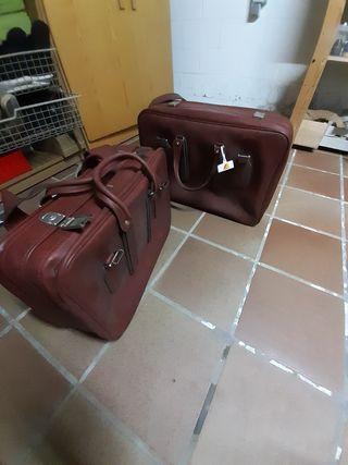 Maletas y mochilas varias