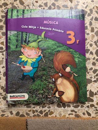 Libro música 3 primaria