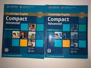 Libro de inglés C1 de Cambridge University