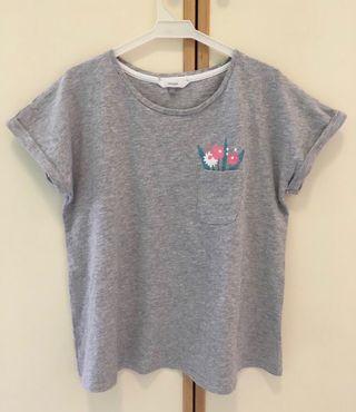 Camiseta niña talla 11