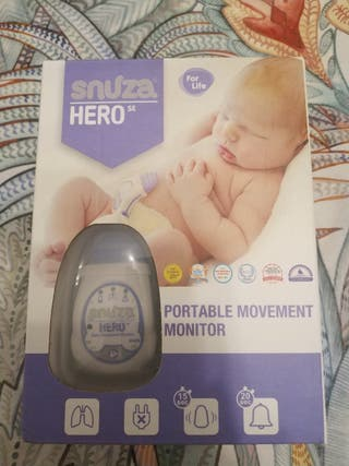 Snuza Hero bebes recién nacidos