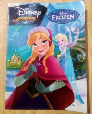 Frozen Disney presenta 2014