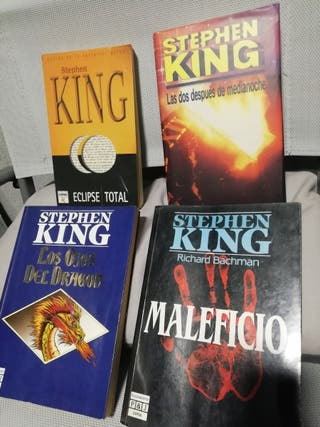 stephen king pack libros