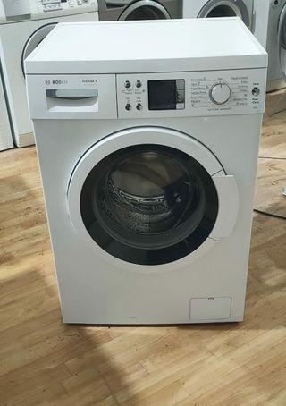 lavadora bosch 8 kilos de capacidad