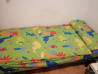 Juego de sábanas tipo saco de dormir