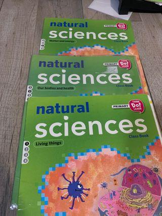 Sciencies , 4 primaria ; Oxford