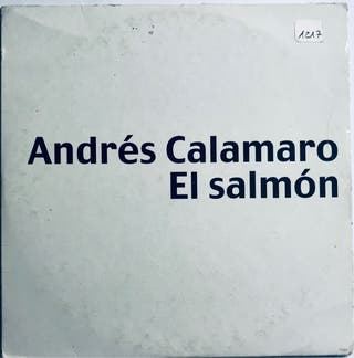 CD Single Calamaro El Salmón