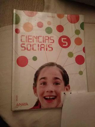 Ciencias Sociais 5. ANAYA