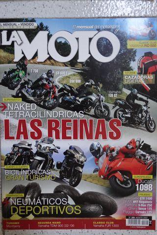 Ducati 1098 Revista La Moto 2007
