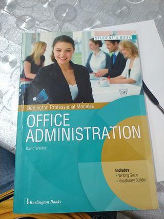 Libro de grado medio OFFICE ADMINISTRATION