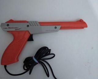 Pistola zapper Nintendo Nes