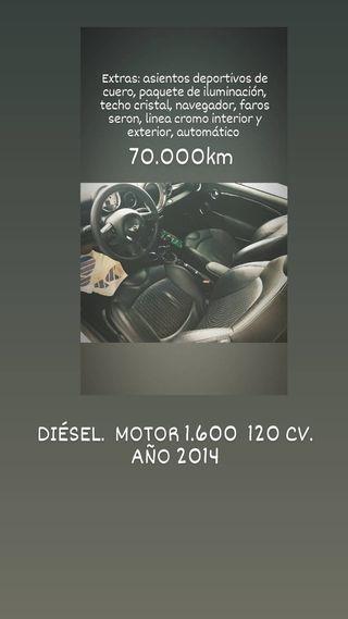 Mini couper 2014