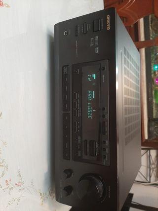 amplificador de un cinema o Kio